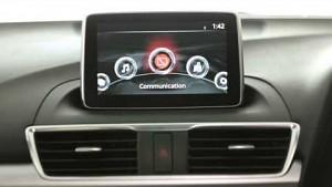 Mazda Connect Infotainment-System (Herstellervideo)