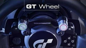 Thrustmaster T-GT Lenkrad - Trailer (GT Sport, E3 2017)