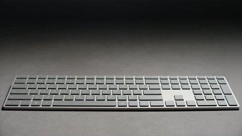 Microsoft Modern Keyboard - Trailer
