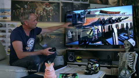 Beyond Good Evil 2 - Trailer (Gameplay E3 2017)