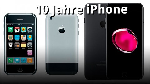 10 Jahre iPhone - Bericht