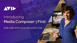 Avid Media Composer First - Trailer