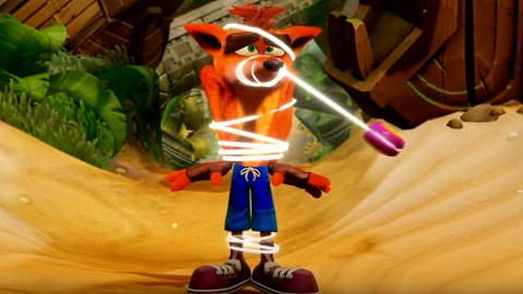 Crash Bandicoot N. Sane Trilogy - Trailer