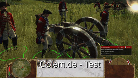 Empire Total War - Test