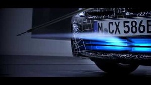 BMW i8 Roadster (Trailer)