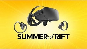 Oculus Rift (Summer of Rift) - Trailer