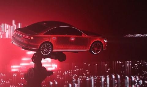 Audi zeigt das Design des neuen A8