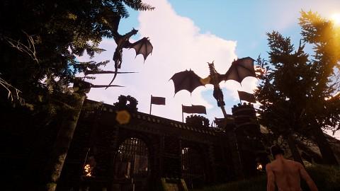 Citadel Forged With Fire - Trailer (Ankündigung)