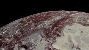 Virtueller Flug über den Pluto - Nasa