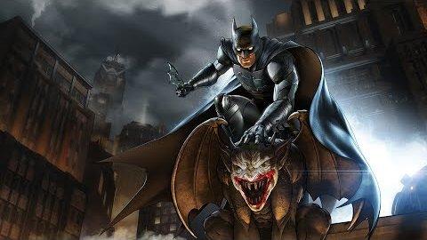 Batman The Enemy Within - Teaser (Ankündigung)
