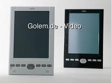 E-Book-Reader Flepia von Fujitsu - Video