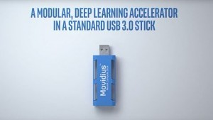 Intel zeigt den Movidius Neural Compute Stick