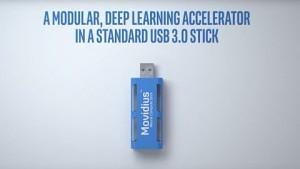 Intel zeigt den Movidius Neural Compute Stick