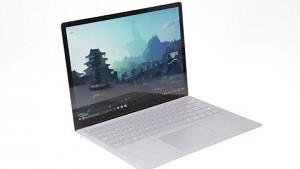 Microsoft Surface Laptop - Test