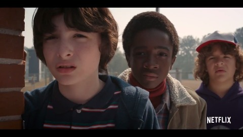 Stranger Things Staffel 2 - Trailer (Comic-Con 2017)