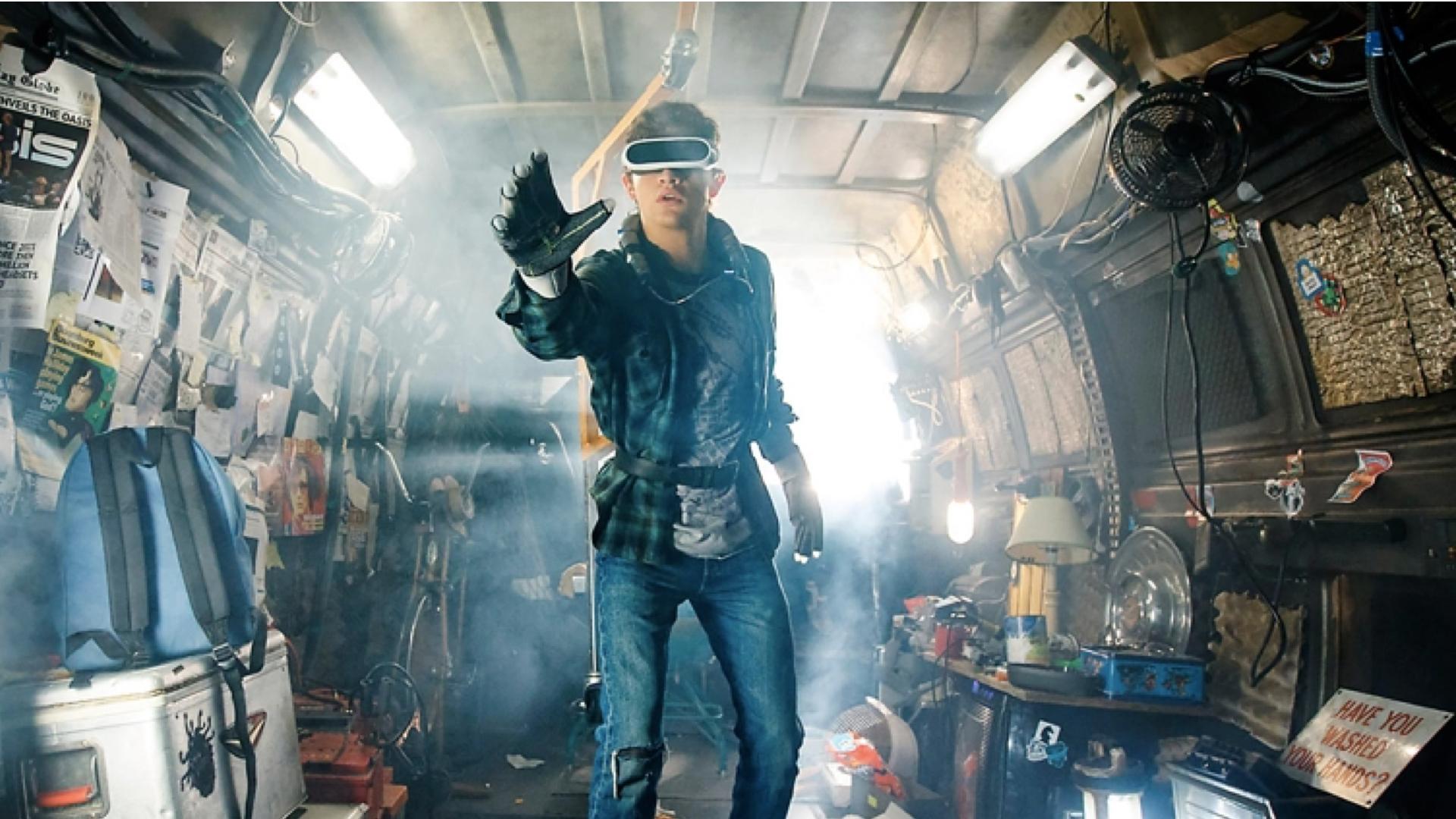 Ready Player One - Trailer (Comic-Con 2017)