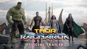 Thor Ragnarok - Trailer (Comic-Con 2017)
