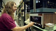 Computermuseum der Uni Stuttgart - Reportage
