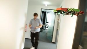 Airblock-Drohne - Test