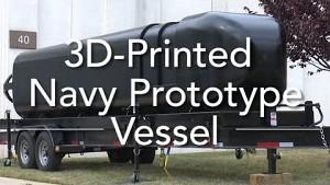 Gedrucktes U-Boot - US-Energieministerium