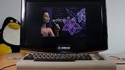 C64 mit Keyrah und Raspberry Pi - Experiment