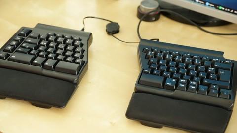 Matias Ergo Pro Keyboard - Test