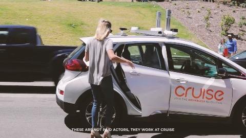 Cruise Automation (Herstellervideo)