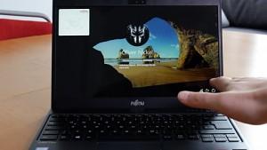 Fujitsu Lifebook U937 - Test