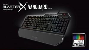 Creative Sound Blaster X Vanguard K08 - Trailer