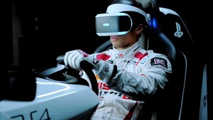 GT Sport in Virtual Reality - Trailer