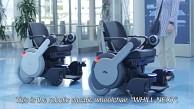 Panasonic stellt autonomen Rollstuhl vor