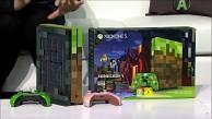 Microsoft stellt die Xbox One Minecraft S.E. vor