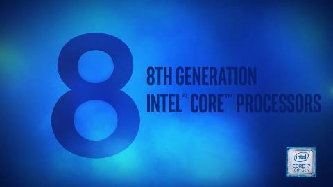 Intel zeigt 8th Gen für Mobile
