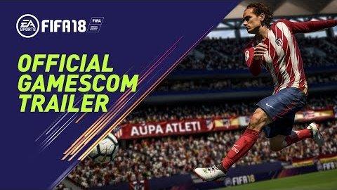 Fifa 18 - Trailer (Gamescom 2017)