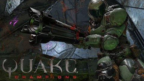 Quake Champions - Trailer (Early Access, Gamescom)