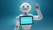 Humanoider Roboter Pepper - Softbank