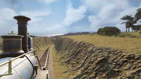 Railway Empire - Trailer (Gameplay)