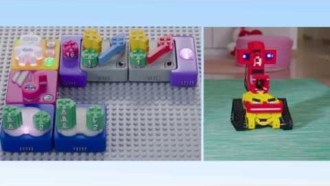 Algobrix - Coding Blocks Game