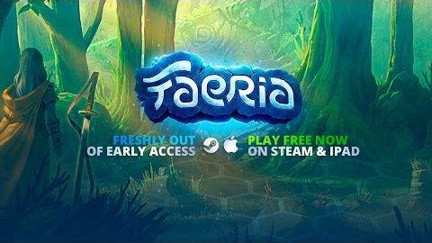 Faeria - Trailer (Launch)