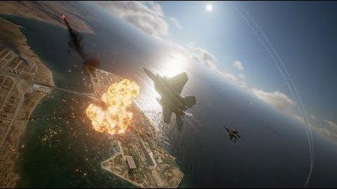 Ace Combat 7 - Trailer (Gamescom 2017)