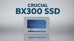 Crucial zeigt die BX300