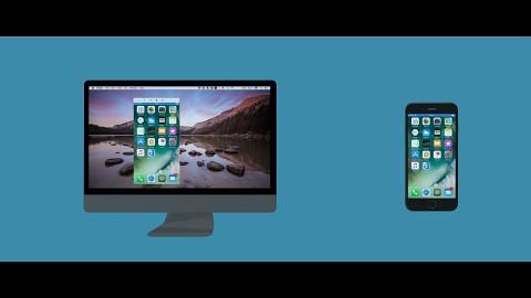 Teamviewer erlaubt Screen Sharing unter iOS 11