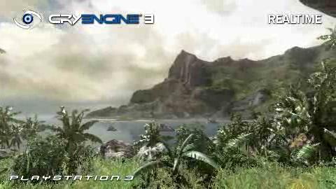 Crytek Cryengine 3 - Trailer von der GDC 2009