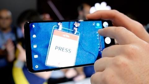 LG V30 im Hands on - Ifa 2017
