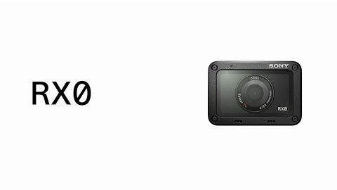 Sony Cybershot RX0 - Trailer (Ifa 2017)