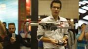 Neue DJI-Drohnen angesehen (Ifa 2017)