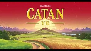 Catan VR - Teaser