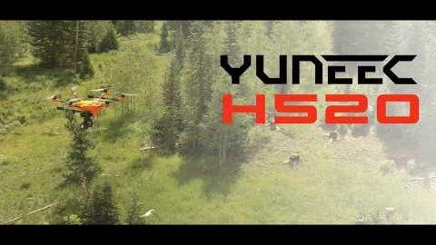 Yuneec H520 - Trailer