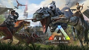 Ark Survival Evolved - Trailer (Launch)