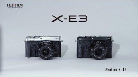 Fujifilm X-E3 - Trailer